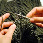 How To Bind Off Drop Stitch – Part 2