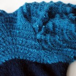 How to sew in knitted puff-sleeves