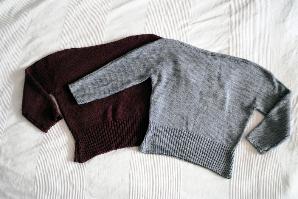 both Annie Sweater