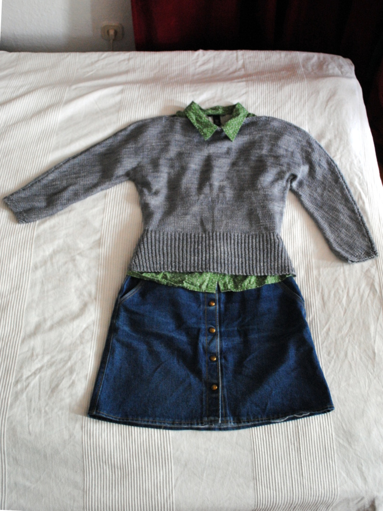 Annie Sweater Outfits Spring